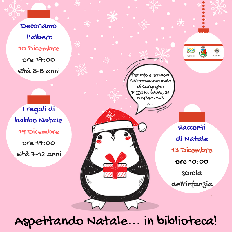 Cargeghe natale2018